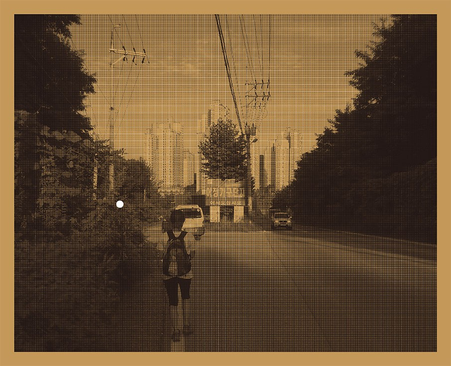 점의 기행 - 문자 기록 / Spot's journey - #2. text, 안내서 / publish, 16x29cm, 16p, 2013